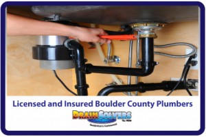 Boulder County Plumbers